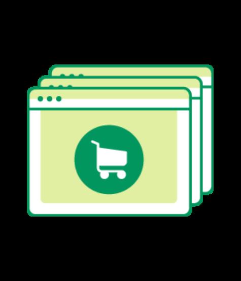 E-commerce betaaloplossing